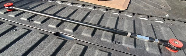 GM Chevy Express 3500 Track Panhard Bar