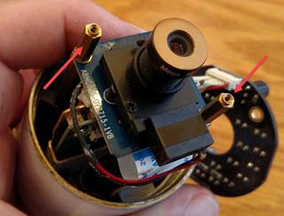 Phylink camera Standoff removal