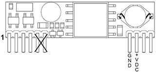 Phylink camera POE Power Over Ethernet Module Pinout