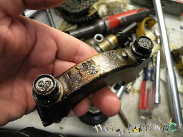 09-09 - S10 2 2L Engine Rebuild