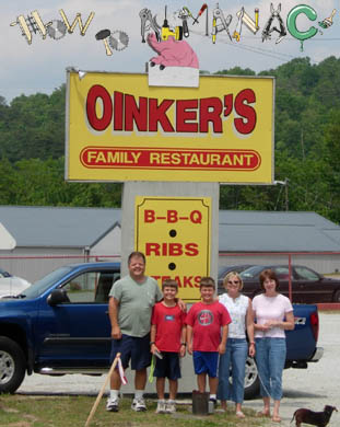 Oinkers in Clayton Georgia