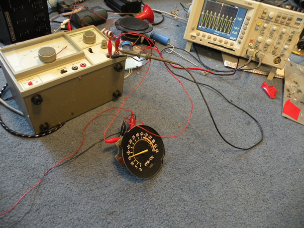 Awe Inspiring Fix Your Gm Tachometer Thats Reading High Wiring Cloud Hisonuggs Outletorg