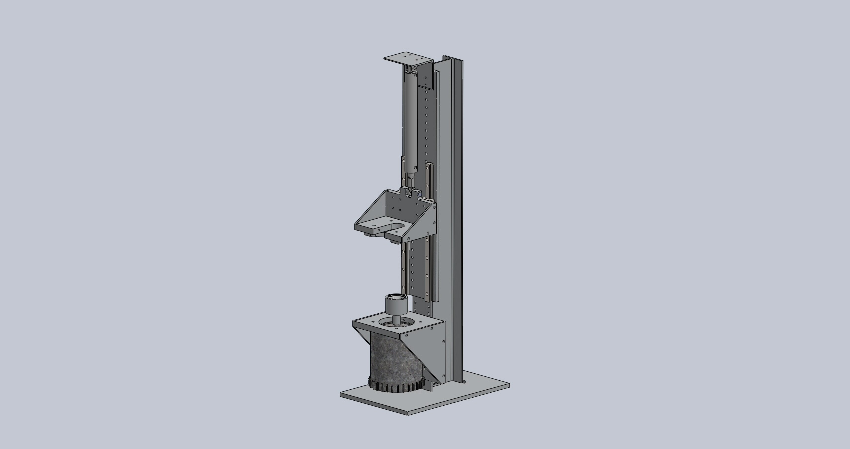 3D solidworks drawing